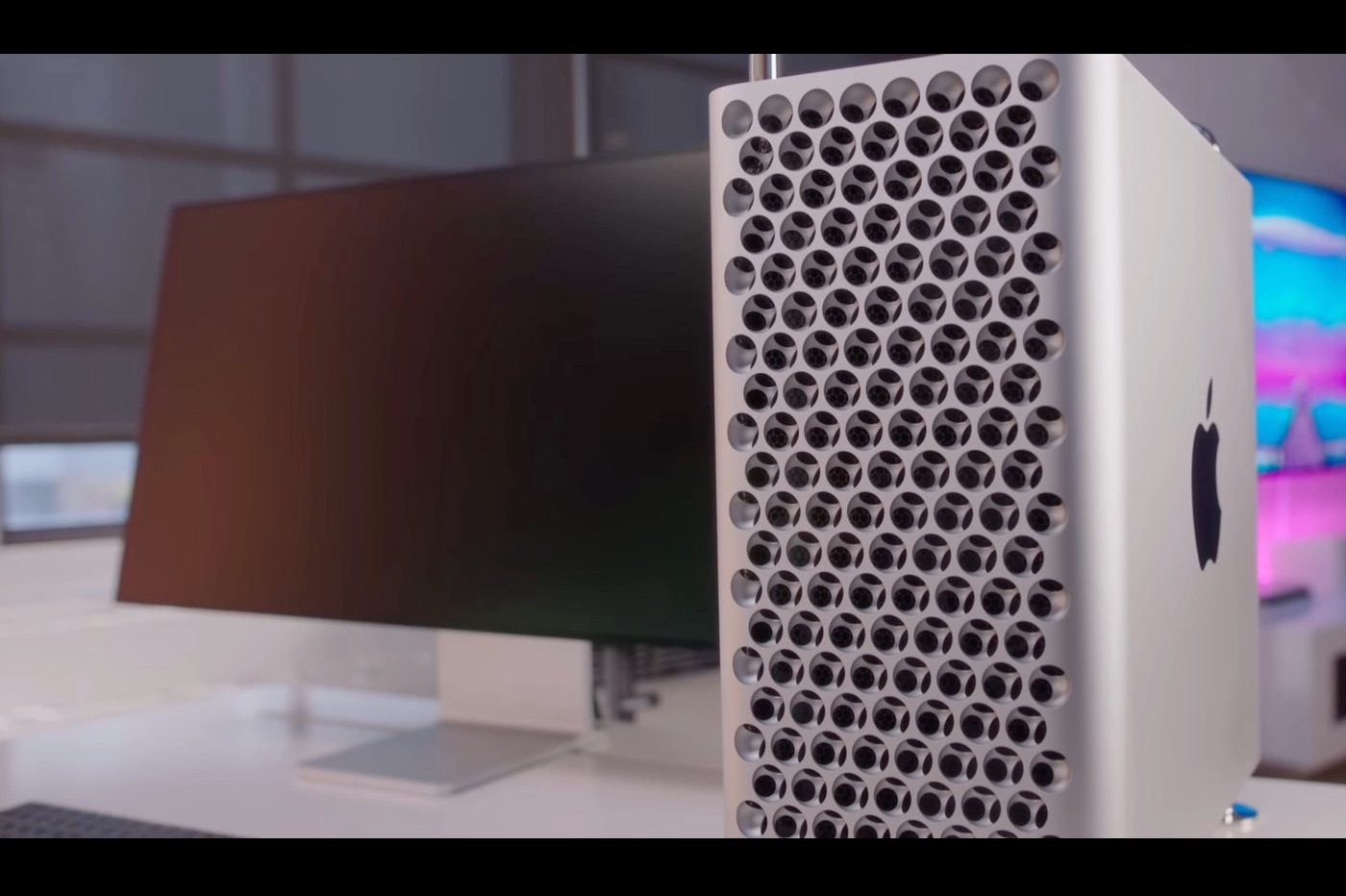 Déballage Mac Pro et Pro Display WDR