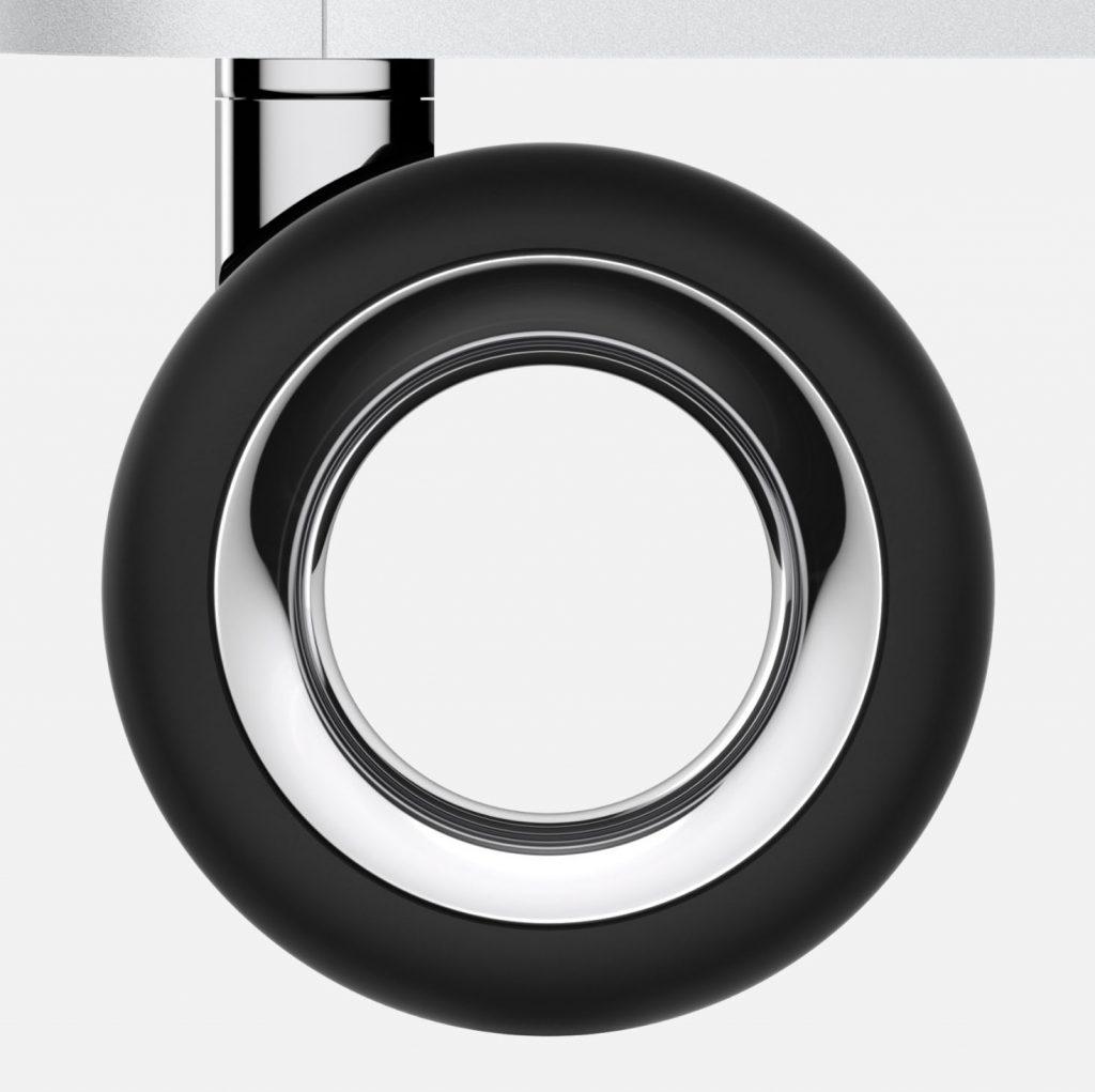Mac Pro roue