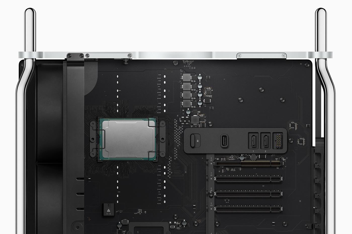 Mac Pro composants