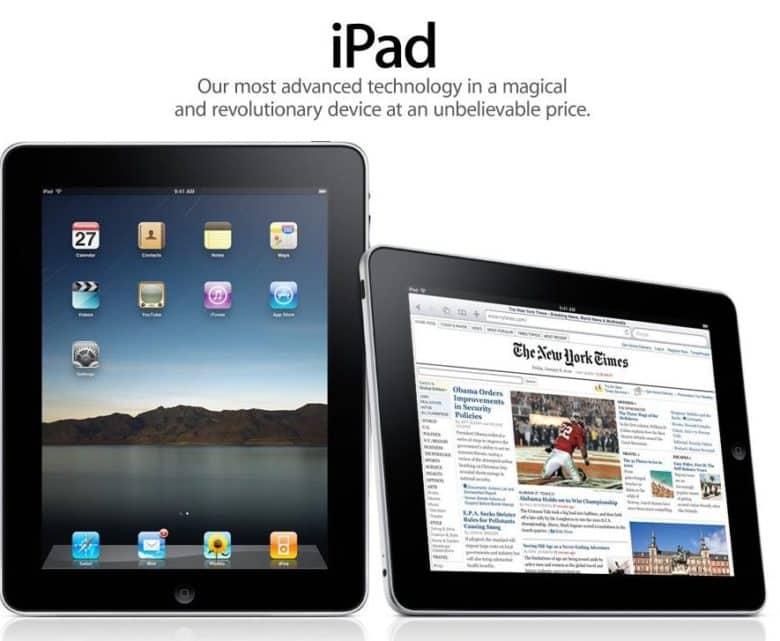 premier iPad