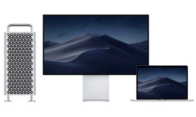 Pro Display XDR compatibilité Mac