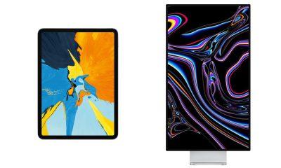 Pro Display XDR avec iPad Pro