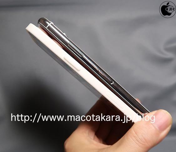 Rendu 3D iPhone 12 tranche