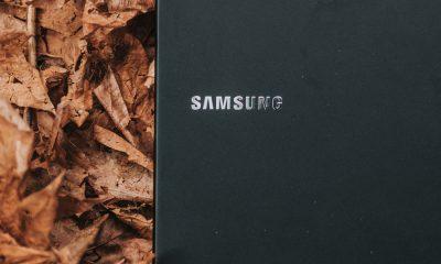 Samsung logo dos