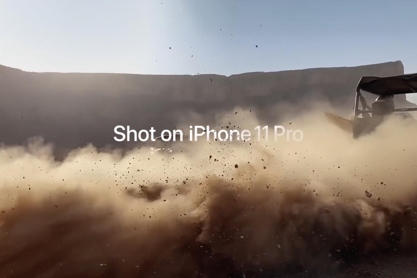 vidéo Apple pour iPhone 11 Pro