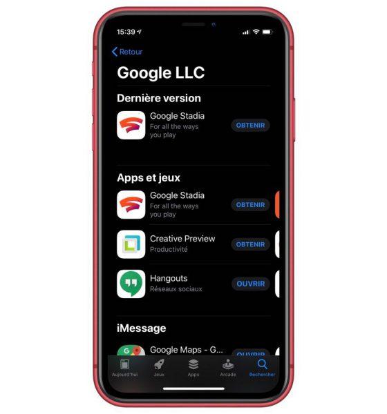 Google App Store