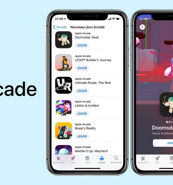 Doomsday Vault, jeu Apple Arcade