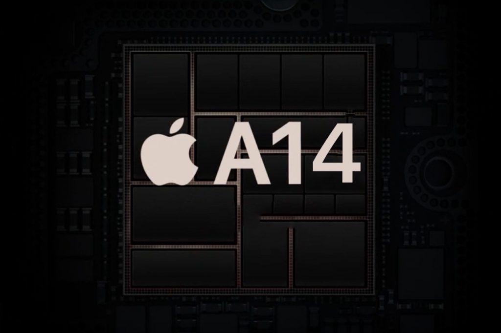 Apple puce A14