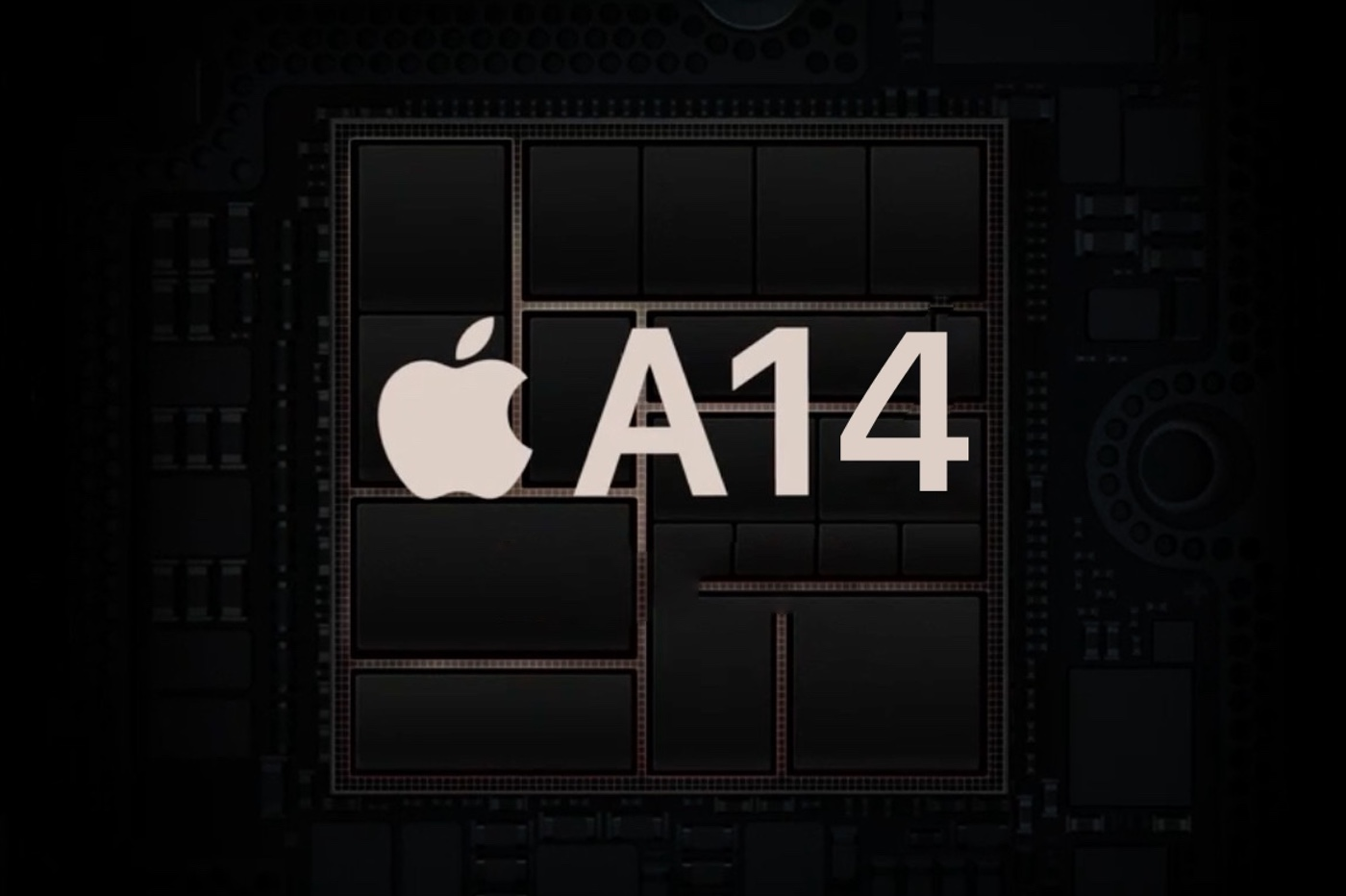 Apple puce A14
