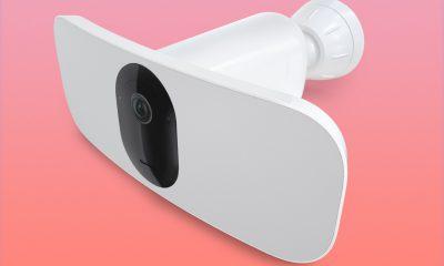 Caméra intelligente Arlo Floodlight