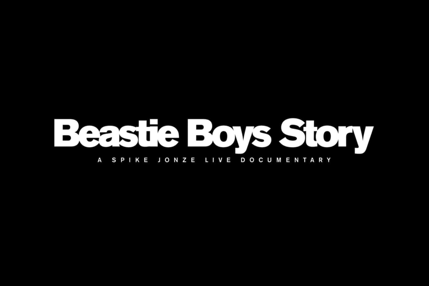 Beastie Boys Apple TV