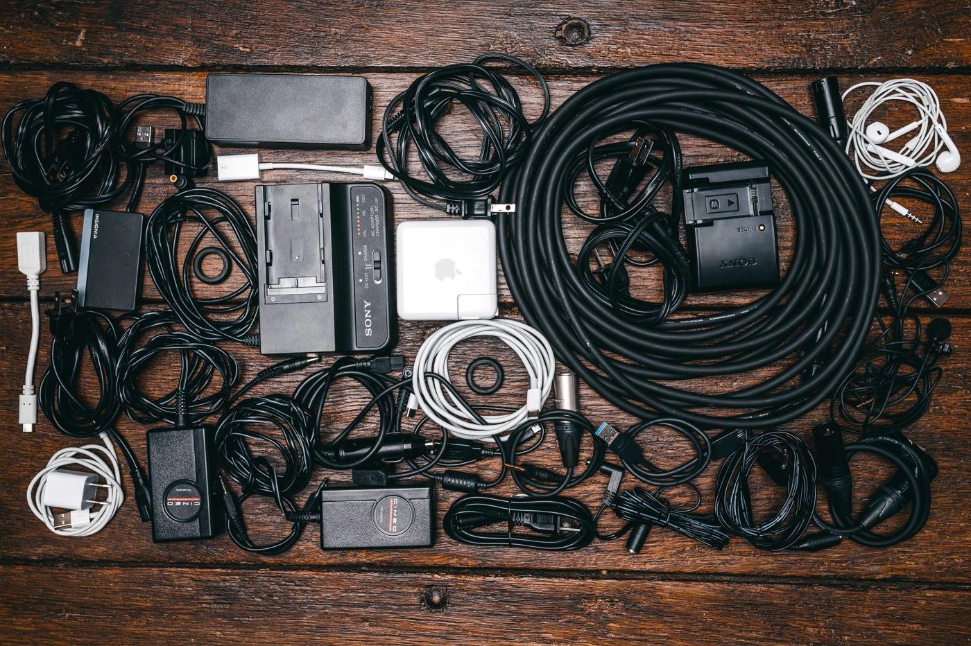 Câbles et chargeurs