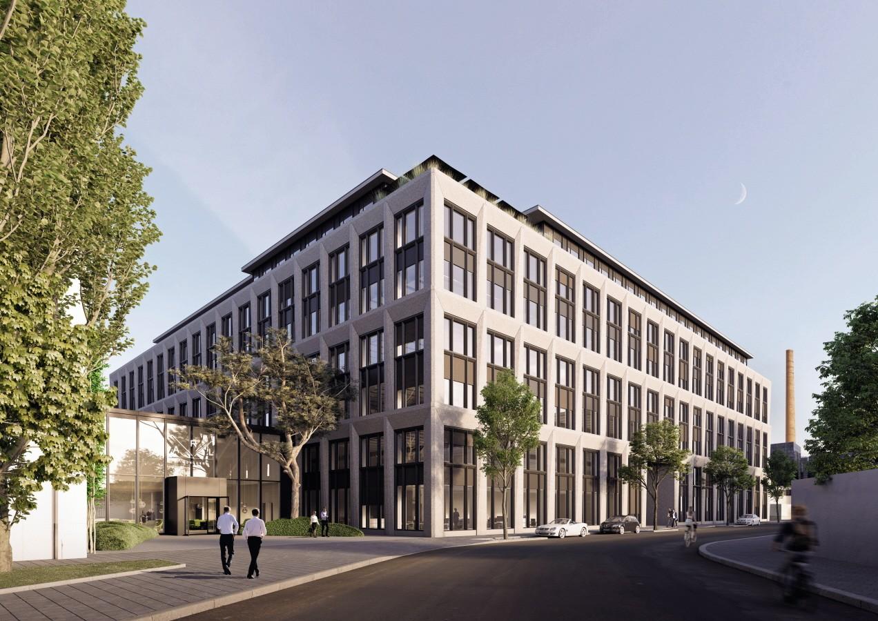 Complexe de bureaux Karl à Munich