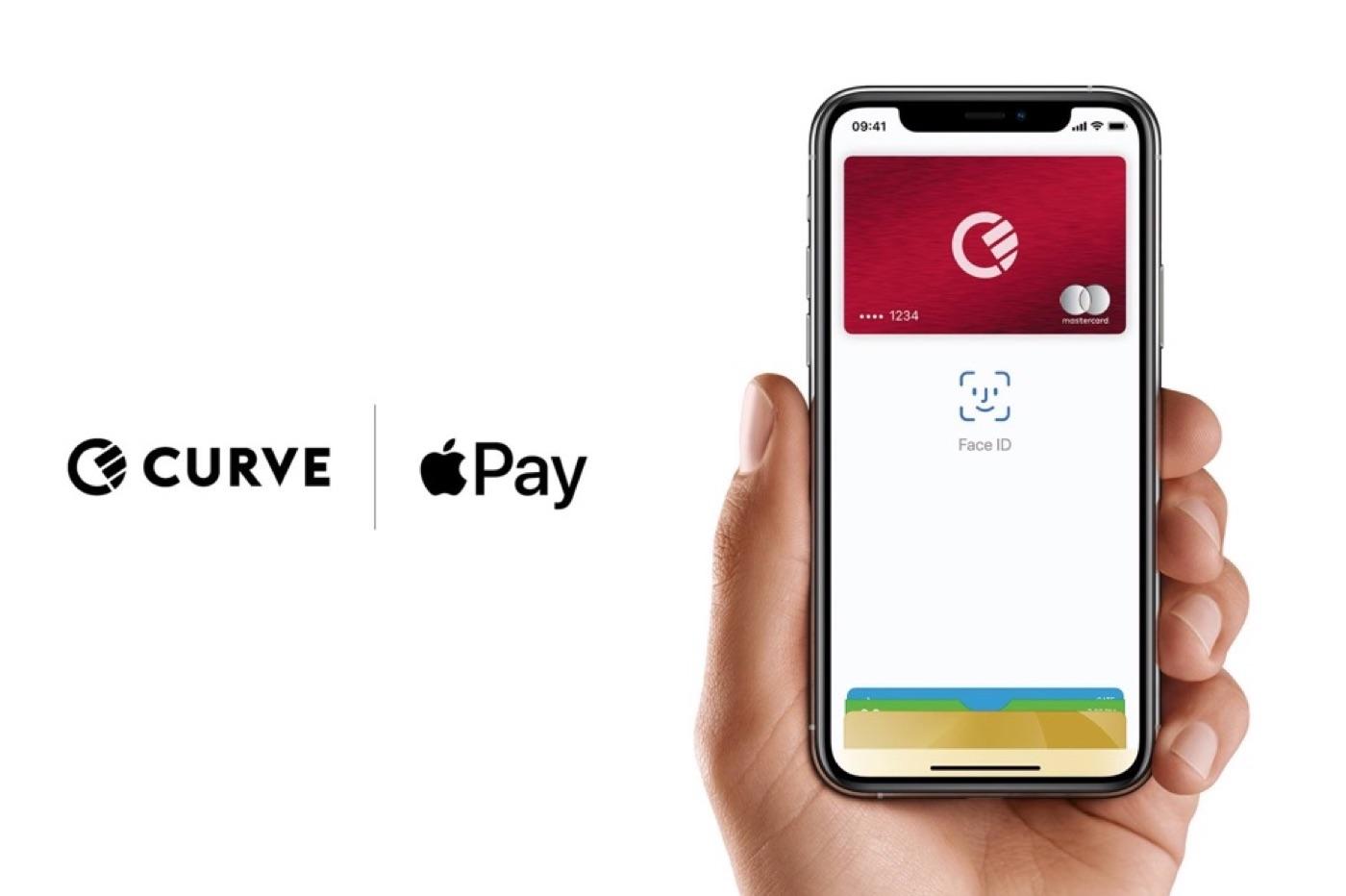 Curve et Apple Pay