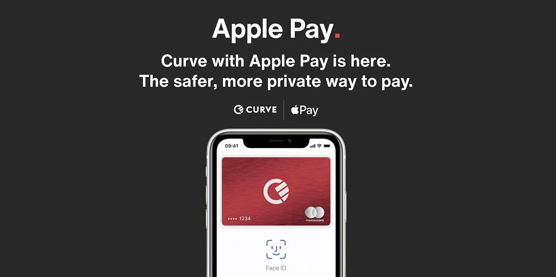 Apple Pay chez Curve