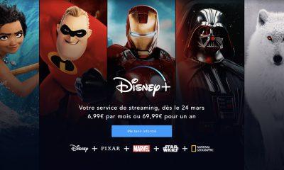 Disney+ date et tarifs