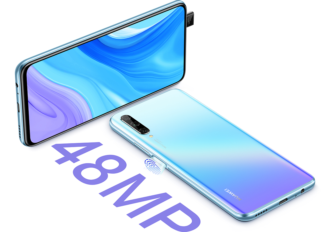 Huawei Y9s capteur empreinte