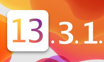iOS 13.3.1 bêta version