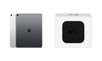iPad Apple TV