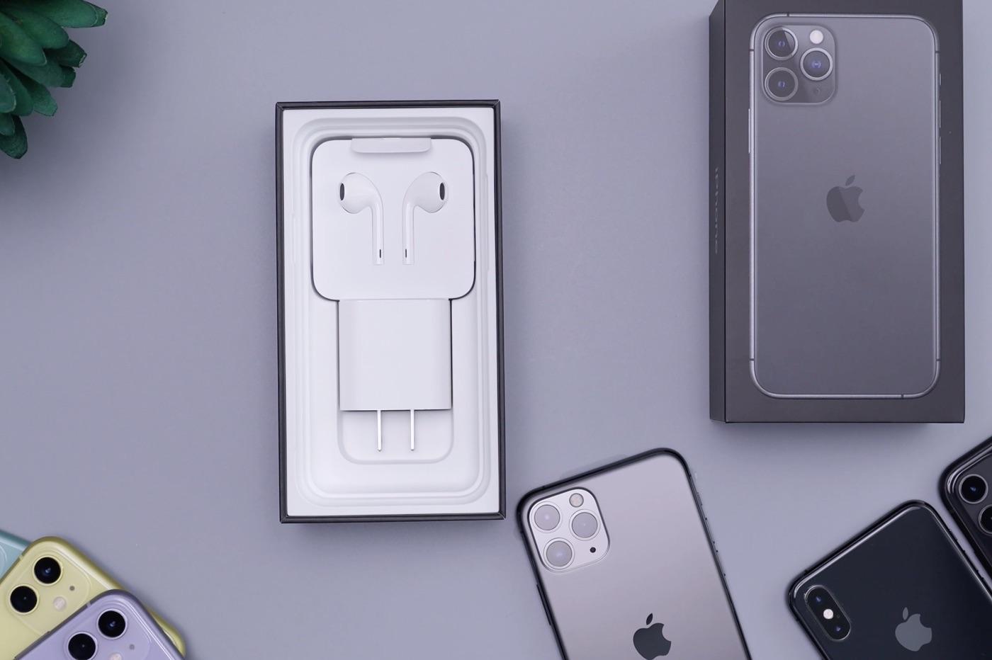 Boîtes iPhone 11 et 11 Pro