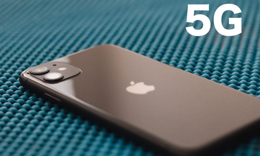 iPhone 5G 2021