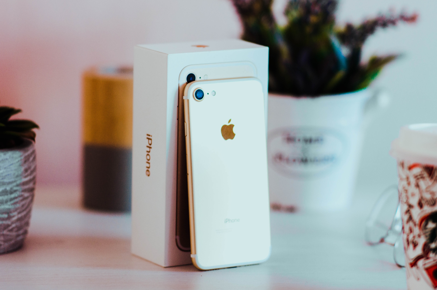 Boîte iPhone