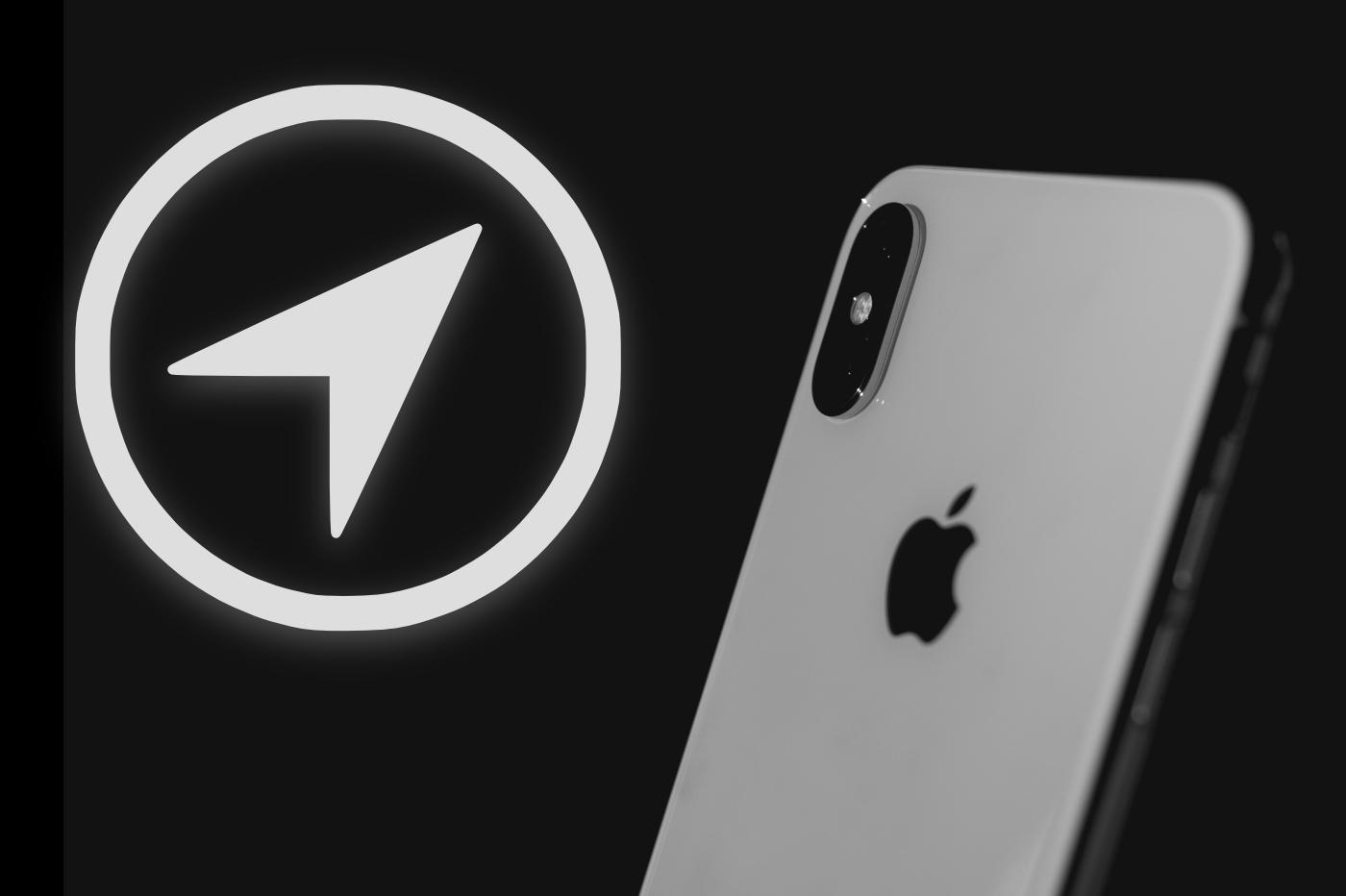 iPhone et localisation