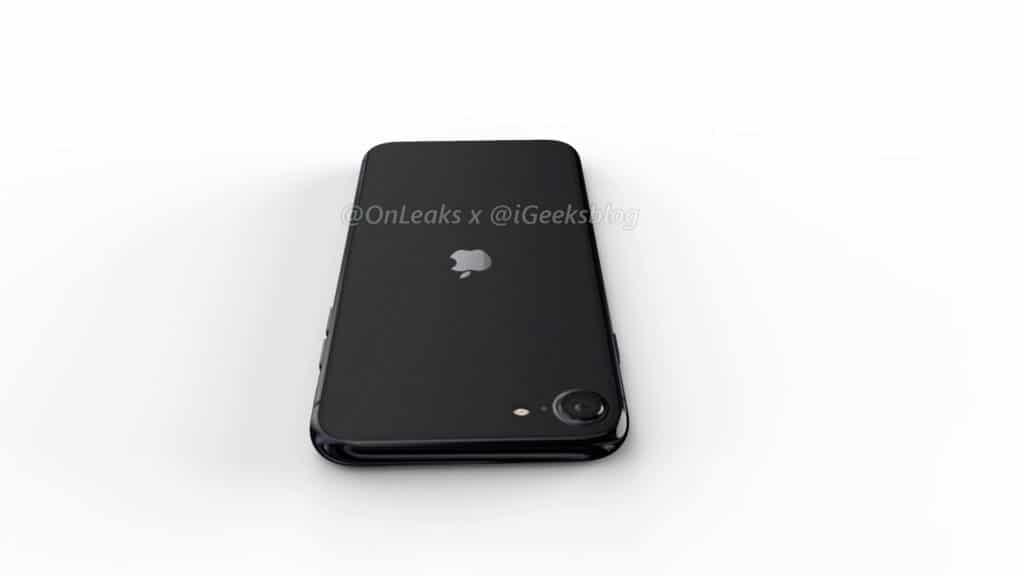 Rendus iPhone 9