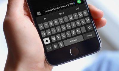 SMS bonne année 2020