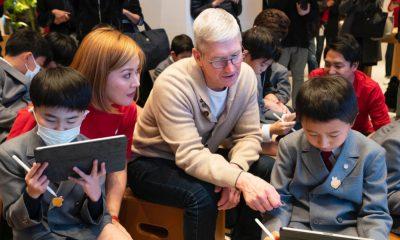 Tim Cook et enfants