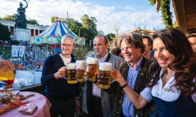 Tim Cook à Munich