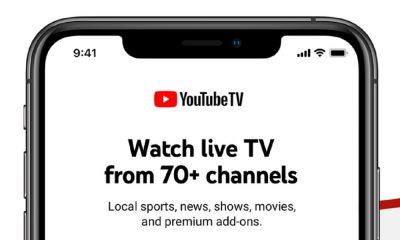 YouTubeTV