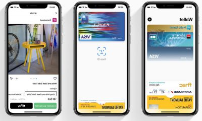 Apple Pay fonctionnement
