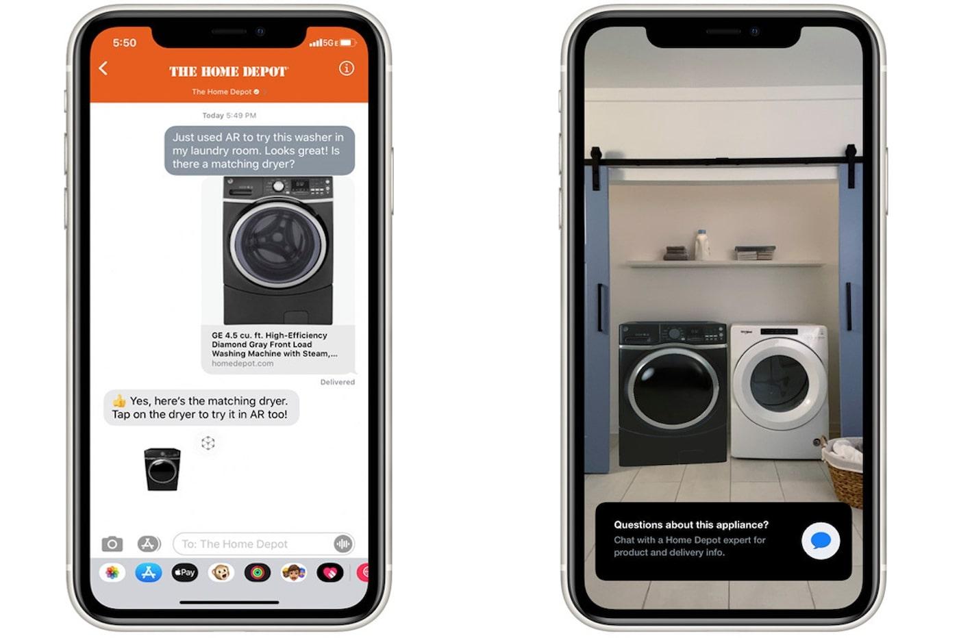 Apple Quick Look AR