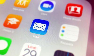 iOS app Mail