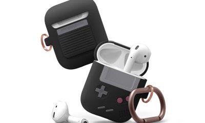 Coque pour boitier AirPods Game Boy AW5