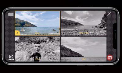 Application Doubletake sur iPhone et iPad