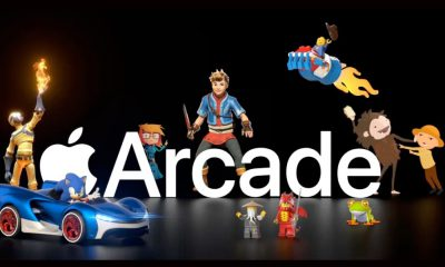 Heros Apple Arcade
