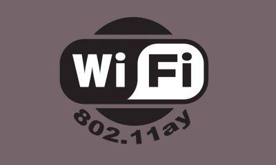 Wi-Fi 802.11ay