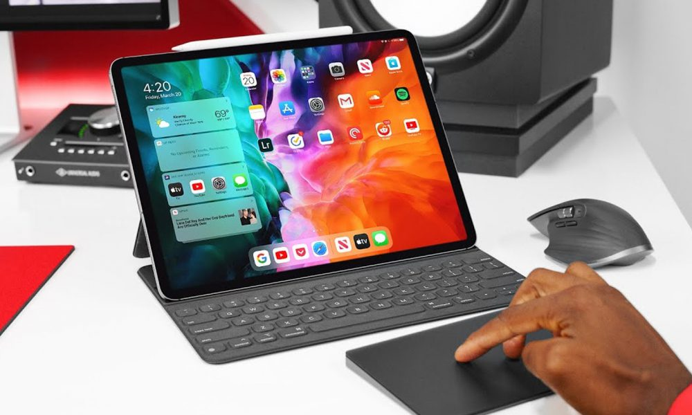 Test iPad Pro 2020