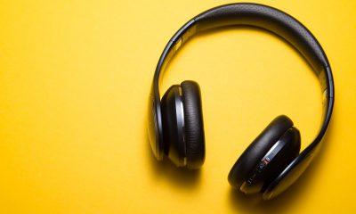 Casque audio musique