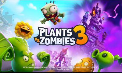 Plants vs. Zombies 3, jeu iPhone