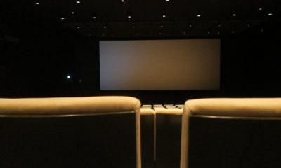 Salle spectacle vide