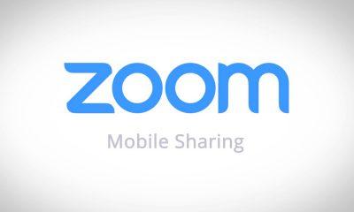 Zoom app iOS