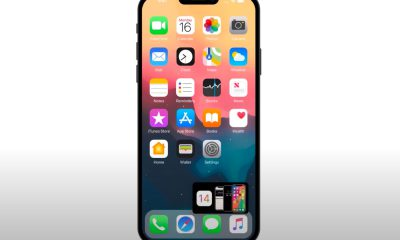 Concept iOS 14