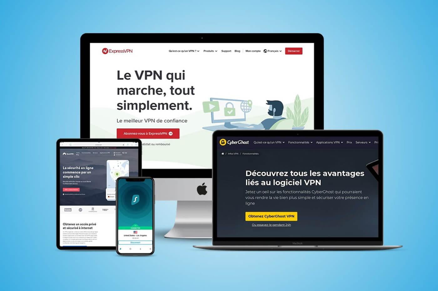 Meilleurs VPN