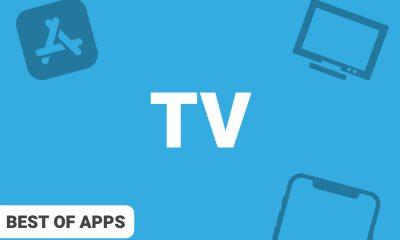Dossier d'applications télévision Phone & iPad