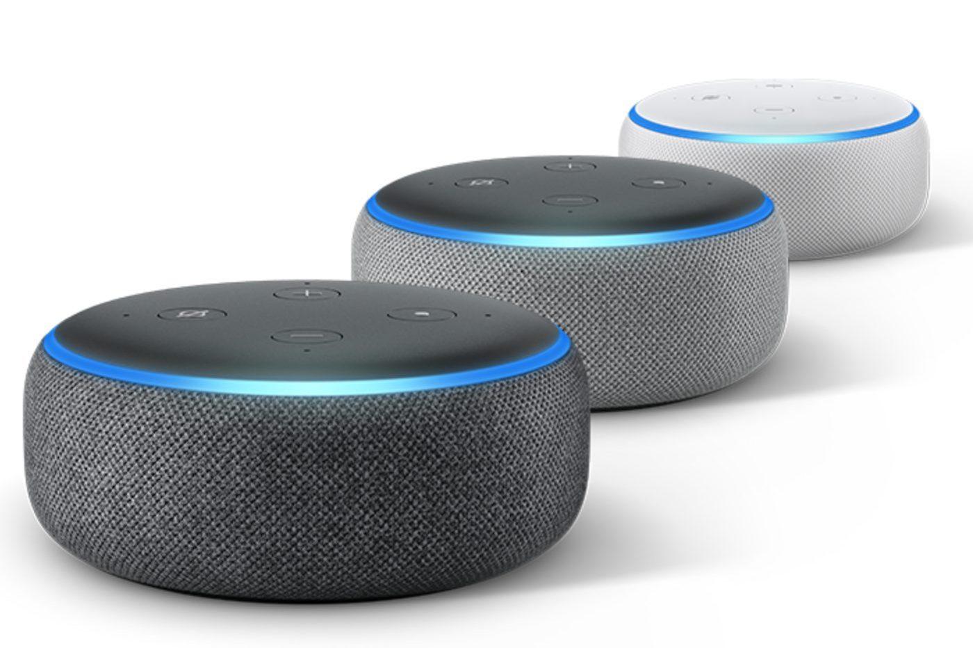 Amazon Echot Dot 3