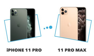 iPhone 11 Pro vs 11 Pro Max