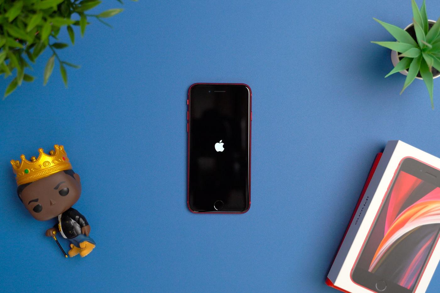 Deballage iPhone SE 2020